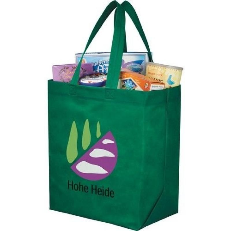 Sacolas Ecológicas para Supermercado Jardim Marajoara - Sacolas em TNT Personalizada