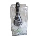 balde de gelo icebag promocional ABCD