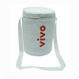 bolsa cooler personalizado preço Engenheiro Coelho
