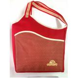bolsa para cesta de natal personalizada preço Parque Fazendinha