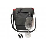 bolsas de vinho promocionais Nova Piraju