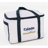 bolsa para cesta de natal personalizada
