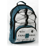 confecção de mochila personalizada para empresa Tucuruvi