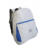 confecção de mochila promocional em nylon Jardim Baronesa