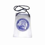 crachá porta celular resistente a água promocional preço Vitória da Conquista