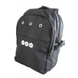 mochila promocional em nylon preço Uberlândia