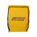 onde encontrar mochila sacochila em tnt promocional Vinhedo