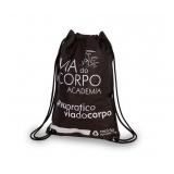 mochila em tnt promocional personalizada