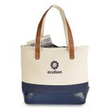 sacola de algodão personalizada ABCD