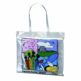 sacola em PVC personalizada Taboão da Serra