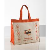 sacolas em nylon personalizadas Itaquaquecetuba