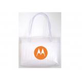 sacolas em PVC personalizadas Guararema