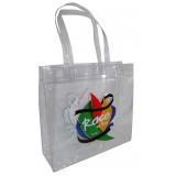 sacolas em PVC promocionais Vila Pompéia